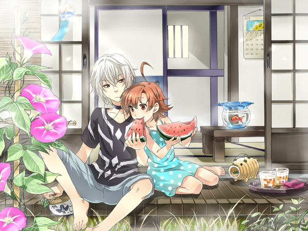 cuz pixiv is awesome � accelerator x last order 4 shiki
