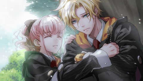 Otome game review wand of fortune mirai e no prologue for Wand of fortune